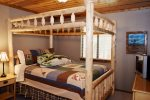 Rocky Mountain Roost 3 Queen Bedroom